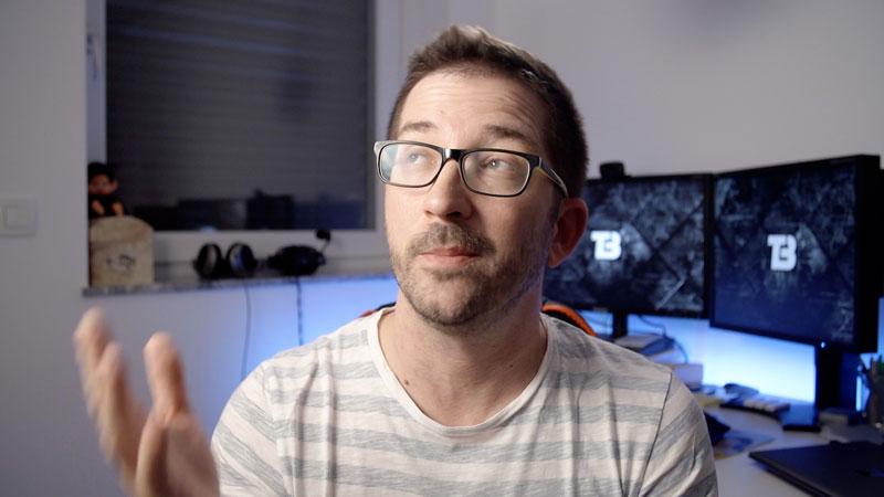 Kako osvetliti ljudi z očali_korak 2